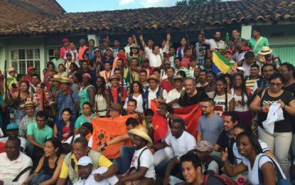 Indígenas del Cauca, Valle, Tolima y Huila denuncian amenazas de banda disidente de las exFarc