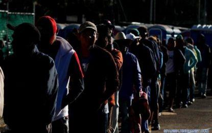 10 heridos dejó accidente de caravana de migrantes en México