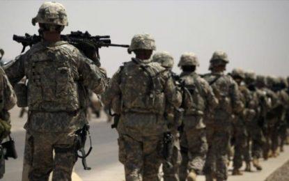 EEUU habría desplegado 5.800 militares en la frontera con México