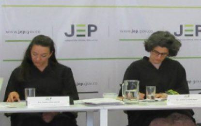 Presidenta de la JEP recibió premio internacional de la Asociación Pro Derechos Humanos de España