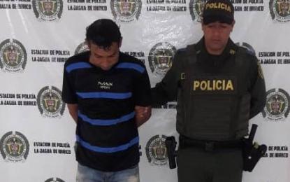 Capturan a sujeto acusado de abusar sexualmente de una niña de 5 años en La Jagua de Ibirico