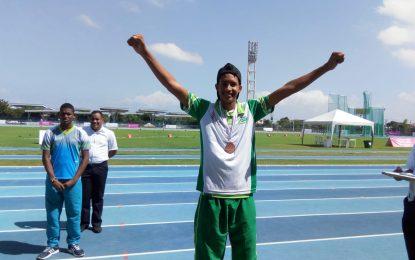 Cesar alcanzó 23 medallas en la Fase Nacional de los Juegos Supérate Intercolegiados