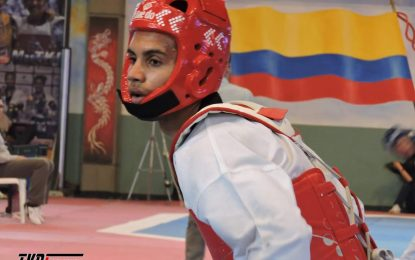 Taekwondo se suma a las disciplinas clasificadas por el Cesar a los Juegos Nacionales 2019