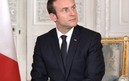 Francia: ante protestas, Macron subirá salario mínimo y reducirá impuestos
