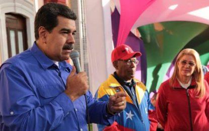 """Régimen de Maduro: """"Colombia está apostando por la guerra"""""""