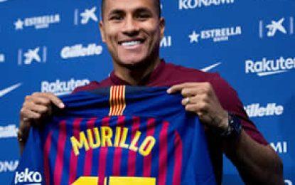 """Murillo asegura que el Barça es """"la puerta más grande que puede haber"""""""