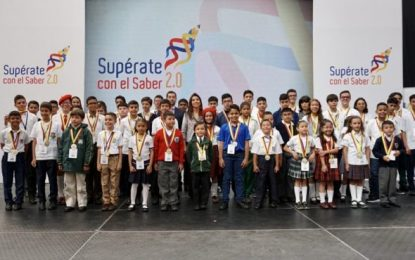 Conozca a los 30 estudiantes que ganaron 'Supérate con el Saber' 2018