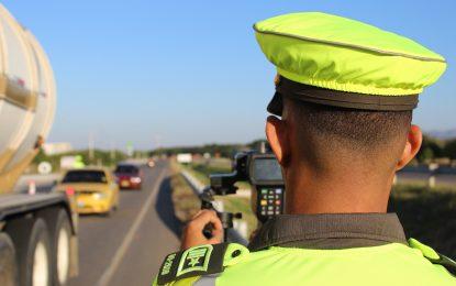 200 policías vigilarán la seguridad vial en Cesar