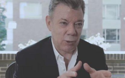 Santos niega haber dejado la olla raspada, pero advierte: No voy a entrar en controversia con Duque