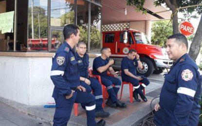 Los bomberos no atenderían incendios forestales en Valledupar