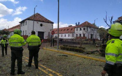 Se elevó a nueve el número de muertos y 54 heridos tras carro bomba en Escuela General Santander