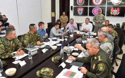 Duque anuncia más seguridad e inversión social para el Catatumbo