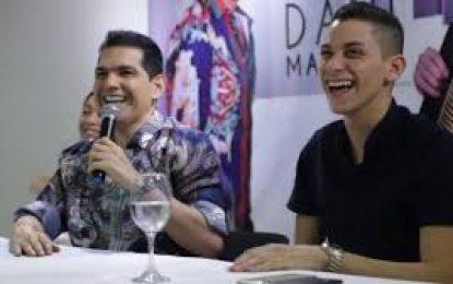 Daniel Maestre,  el nuevo acordeonero de Peter Manjarrés
