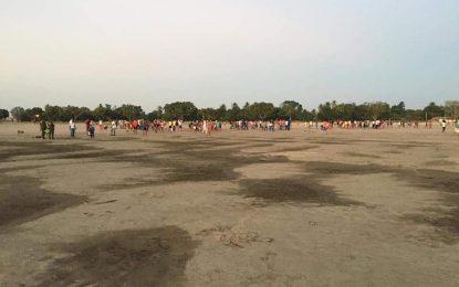 Reinician búsqueda de los tres niños desaparecidos en el río en Tamalameque Cesar