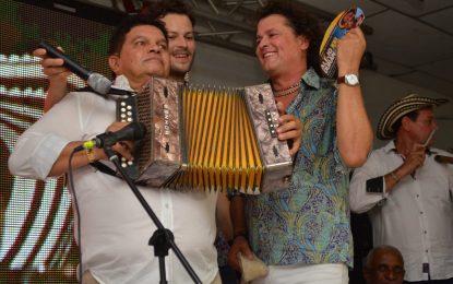 La celebración de un siglo del natalicio de Alejo Durán en El Paso, Cesar