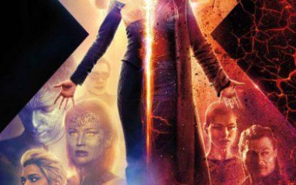 "Presentaron el segundo trailer de ""X-Men: Dark Phoenix"""
