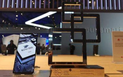 Mobile World Congress 2019: Huawei Mate 20 Pro gana premio al Mejor Smartphone