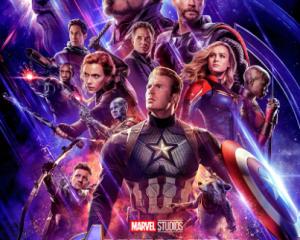 Presentan póster oficial y segundo tráiler de Avengers Endgame