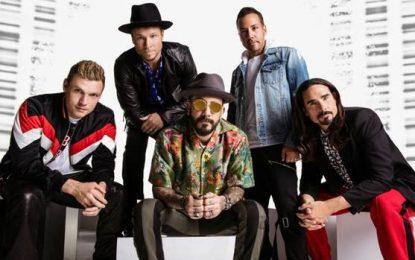 "Backstreet Boys lanzaron su nuevo álbum ""DNA"""