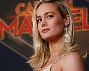 """""""Capitana Marvel"""" lidera la taquilla durante el fin de semana de lanzamiento"""