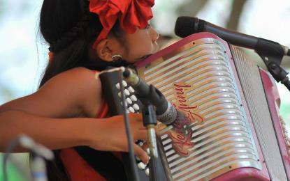 El festival vallenato tendrá reina del acordeón