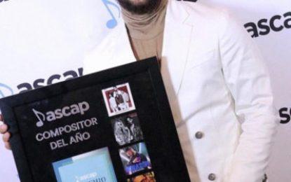 La ASCAP eligió a Maluma como el compositor del año