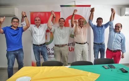 Partido de la Unidad inicia su recorrido nacional en Valledupar