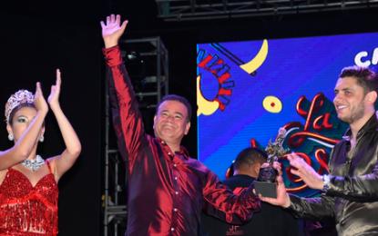 Iván Villazón, el vallenato triunfante con su Congo de Oro en el Carnaval de Barranquilla