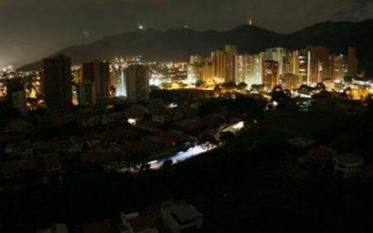 En el interior de Venezuela los apagones persisten