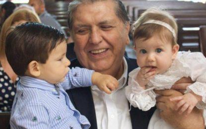 Alan García murió tras dispararse en la cabeza por caso Odebrecht
