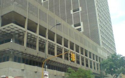 EE.UU.: gobierno impone sanciones contra Banco Central de Venezuela