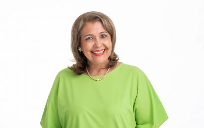 Carmen Alicia Rivera se inscribe para aspirar a la rectoría de la UPC