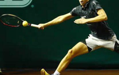 El colombiano Daniel Galán llegó a cuartos de final en el ATP de Houston