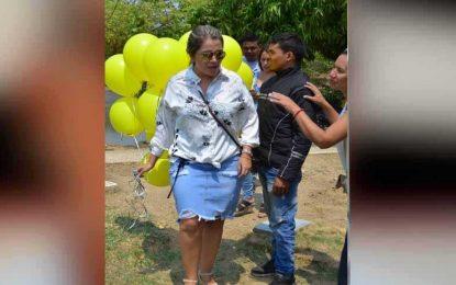 Paula, el consuelo de Dayana Jaimes en los dos años sin Martin Elías