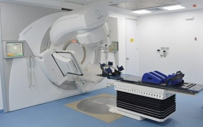 Sohec trae a Valledupar moderno equipo para tratamiento del cáncer