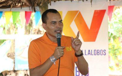Kaleb escuchó a las comunidades de Pailitas y Curumaní