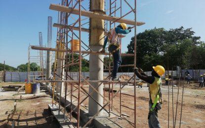 Gobernacion inició tres nuevas obras en Bosconia y El Copey