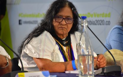 Un vídeo acabó con el pacto de convivencia entre los pueblos indígenas y las AUC en Cesar