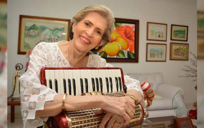 Rita Fernández, presidenta de Sayco, prepara concierto didáctico en Valledupar