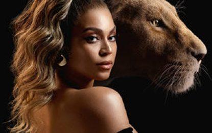 Beyoncé produjo e interpreta el álbum del remake de 'El Rey León'