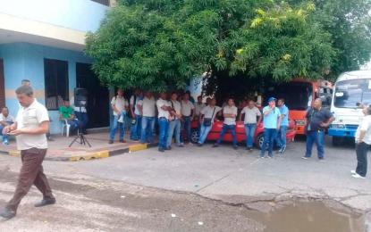 Conductores de Cootraupar esperan un 'milagrito' de la Virgen del Carmen