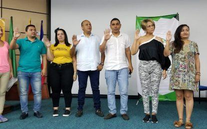 Arnol Murillo nuevo presidente del Circulo de Periodistas de Valledupar