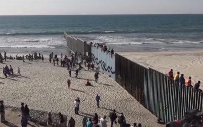 Trump endurece las condiciones para el asilo de migrantes por la frontera sur con México