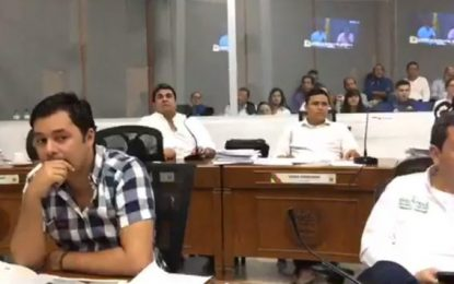 Sayco defiende el derecho de autor durante sesión en concejo de Neiva