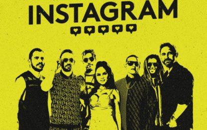 Estrellas del reggaetón se unen en «Instagram»