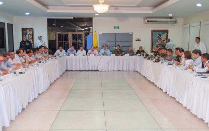 Presidente Duque anuncia medidas de choque para reducir la criminalidad en Valledupar