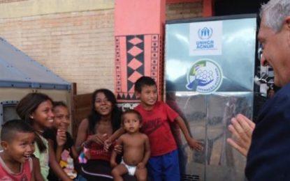 ONU pide apoyo internacional para las zonas de Brasil con refugiados venezolanos