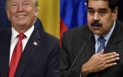 Trump y Maduro confirman diálogo para buscar una solución a la crisis venezolana