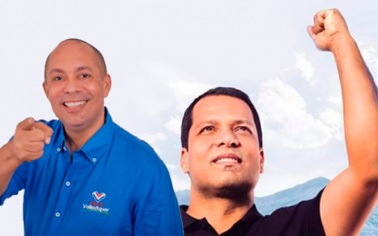 Ernesto Orozco y Luis Alberto Monsalvo lideran intención de voto para la Alcaldía de Valledupar y Gobernación del Cesar