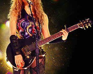 El Dorado World Tour de Shakira llega a las salas de cine